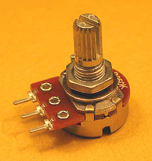 POT100K - 100k Linear Taper Potentiometer