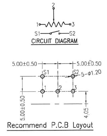 POTKBSWITCH_CIRCUIT pot2kaswitch technical data Potentiometer Motor Wiring Diagram at n-0.co