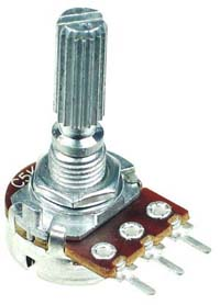 5k Anti-Log Rotary Potentiometer