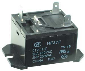 PR12VDCSPST - SPST 12VDC 30A General Purpose Power Relay