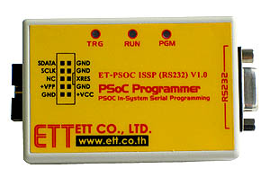 In-Circuit PSoC Programmer