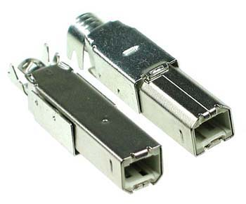 Pusb02 Usb Square Equipment Plug
