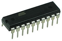 AT89C4051-24PU - AT89C4051 20-Pin 24MHz 4kb 8-bit Microcontroller
