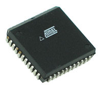 AT89C55-33JC - AT89C55 8-bit 8051 Microcontroller 33MHz with 20kBytes FLASH Program Memory
