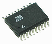 AT89C4051-24SU - AT89C4051 20-Pin 24MHz 4kb 8-bit Microcontroller