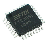 FT232BL - FT232 FTDI USB to Serial UART IC