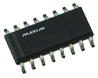 MAX189BCWA - MAX189 Low-Power 12-Bit Serial ADC