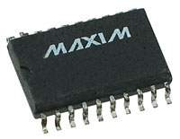 MAX192BCWP - MAX192 8-Channel Serial 10-bit A/D Converter