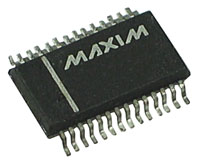 MAX241CWI - MAX241 Multichannel RS232 Transceivers