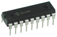MCP23008-E/P - MCP23008 8-Bit I/O Expander with I²C Interface