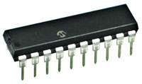 PIC16F721-I/P - PIC16F721 20-pin Flash 4kbyte 16MHz Microcontroller