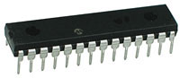 PIC16F883-I/SP - PIC16F883 28-pin Flash 4kbyte 8MHz Microcontroller