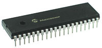 PIC18F4550-I/P - PIC18F4550 40-pin Flash 32kbyte 48MHz Microcontroller with USB