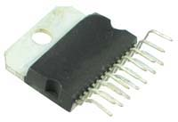 L298 - L298 Stepper Motor Controller IC
