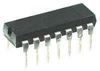 MC3403P - MC3403 Quad Single Supply Op-Amp