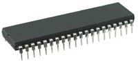 AT89C51RC-24PU - AT89C51RC 8-bit 8051 Microcontroller with 32kBytes FLASH Program Memory