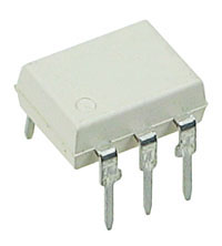 MOC3020 - MOC3020 6 Pin Triac OptoIsolator