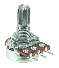 5k Logarithmic Potentiometer