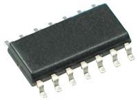 TLC274CD - TLC274 Quad Single Supply Op-Amp