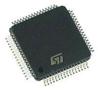 STM8S Microcontrollers