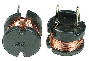 PIND1500 - 1,500uH 0.55A Power Inductor