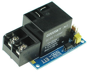 Click for Larger Image - Power Relay Mini Board