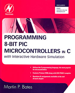 Click for Larger Image - Programming 8-bit PIC Microcontrollers in C