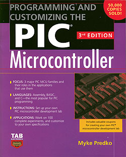 Click for Larger Image - Programming and Customizing PIC Microcontrollers