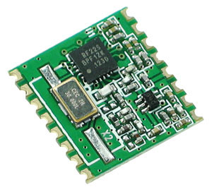 High Power Radio Data Transceiver - 433MHz