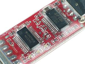Click for Larger Image - RS232 to USB Converter