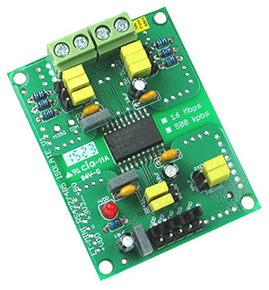 Rs Isolation Board A on 12v To 5v Signal Opto Isolator Circuit