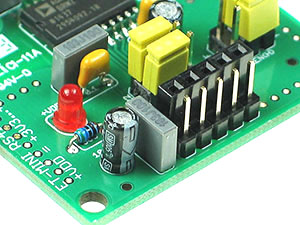 Rs Isolation Board C on 12v To 5v Signal Opto Isolator Circuit