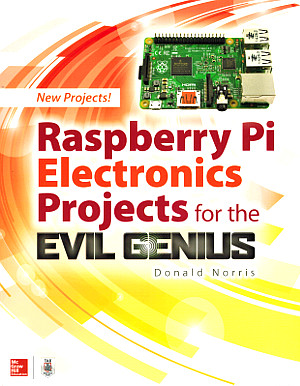 Raspberry Pi Electronics Projects