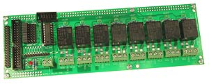 Click for Larger Image - Relay Board