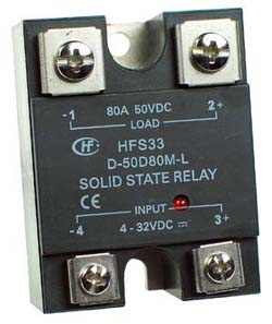 SSRDC50V80A ssrdc50v80a spst 0 50vdc 80a dc solid state relay technical data  at fashall.co