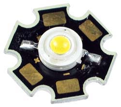 1W Warm White High Power LED