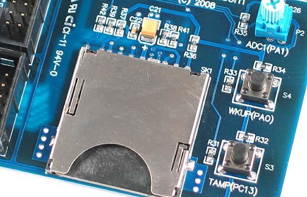 STM32F103 Development Board