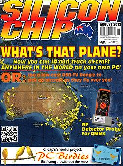 Click for Larger Image - Silicon Chip - August 2013