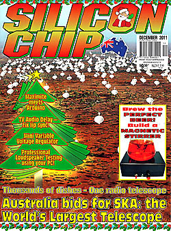 Click for Larger Image - Silicon Chip - December 2011