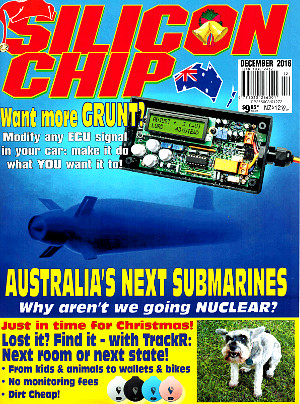 Silicon Chip - December 2016