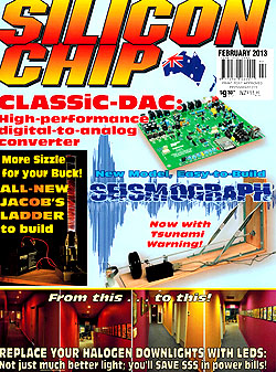 Click for Larger Image - Silicon Chip - February 2013