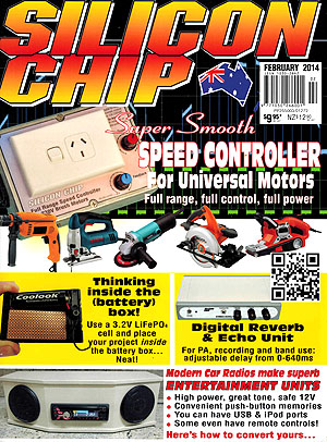 Click for Larger Image - Silicon Chip - February 2014
