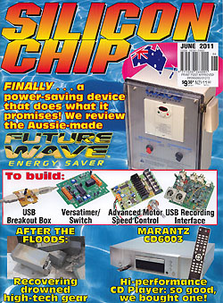Click for Larger Image - Silicon Chip - June 2011