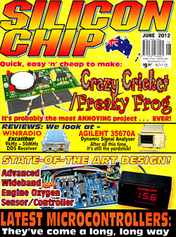 Click for Larger Image - Silicon Chip - June 2012
