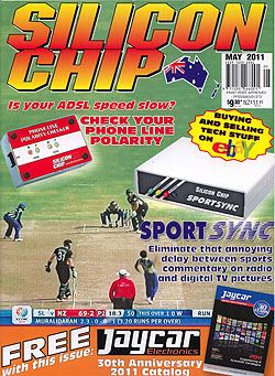 Click for Larger Image - Silicon Chip - May 2011