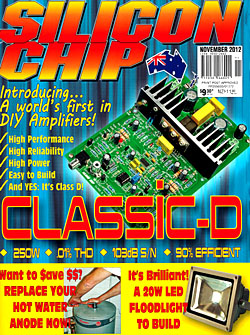 Silicon Chip Magazine 2012