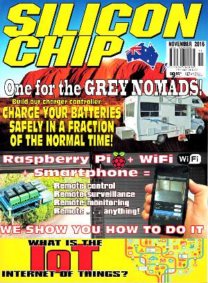 Silicon Chip November 2016