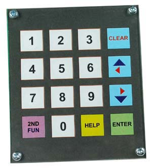 Click for Larger Image - Touch Keypad