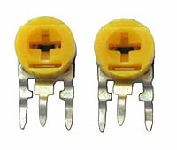 TRIMV10K - 10K 1/4W Miniature Vertical Potentiometer