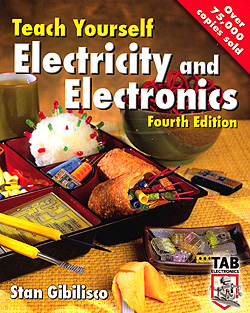 Click for Larger Image - Teach Yourself Electricity and Electronics